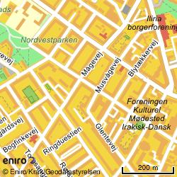 Lejlighed i København NV